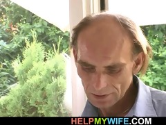 he is is invited to fuck his juvenile wife
