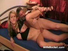 concupiscent lad with younger wife