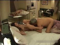 hiddencam - old japanese dude fuck call angel