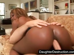 darksome daughter take biggest inches of wang