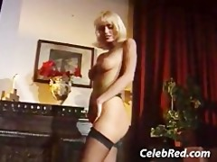 anita golden-haired and ally have an