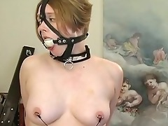 servitude dream for this youthful hottie