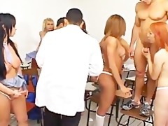 sabrina sherman learns to be a school ladyman
