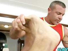 massaging juvenile hard wang
