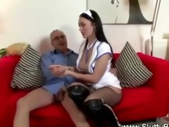 concupiscent hardcore fucking with young