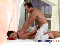 massage rooms juvenile beauties acquire a large