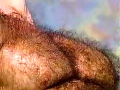 sexy unshaved dad jerks