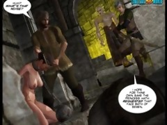9d comic: tryst 9