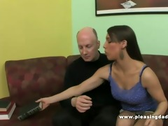 horny old tutor acquires a cook jerking from cute