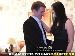 youthful courtesans - gratification on each level