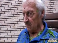 grandad gets raunchy apology from teasing legal